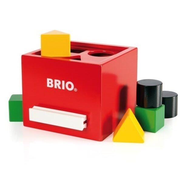 Brio Sorting Box Koka sorteris Retro 30148