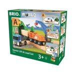 Brio Starter Lift and Load Set Koka dzelzceļš 33878