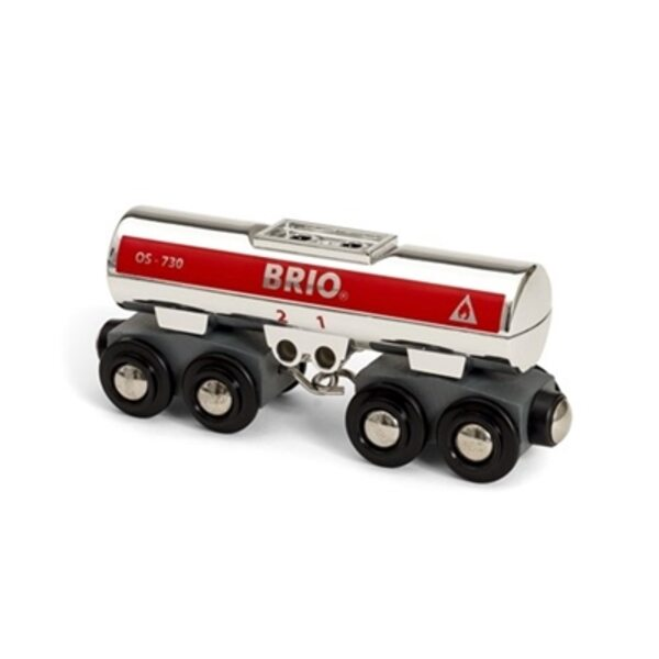 Brio Tank Wagon Tvertnes vagons 33472
