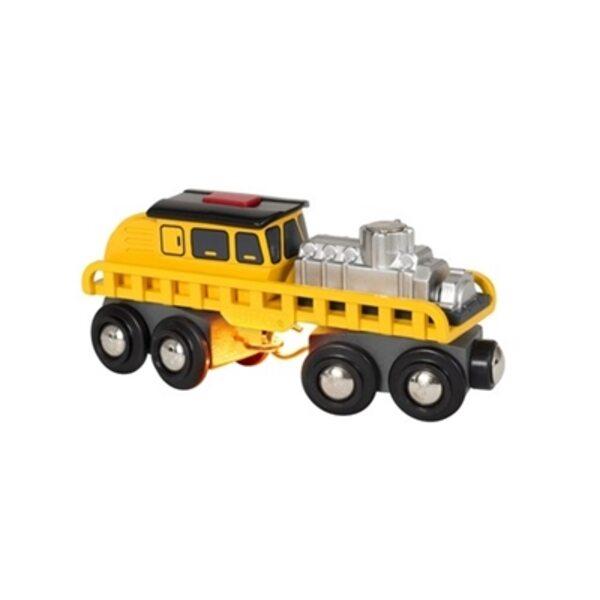 Brio Track Repair Vehicle Lokomotīve 33897