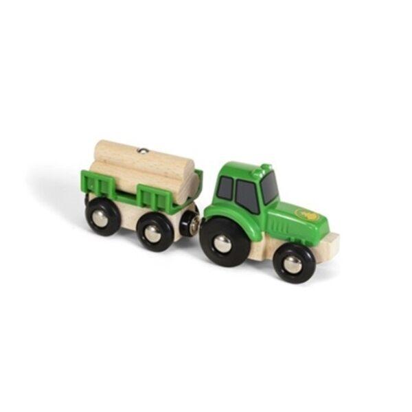Brio Tractor with Load Traktors 33799