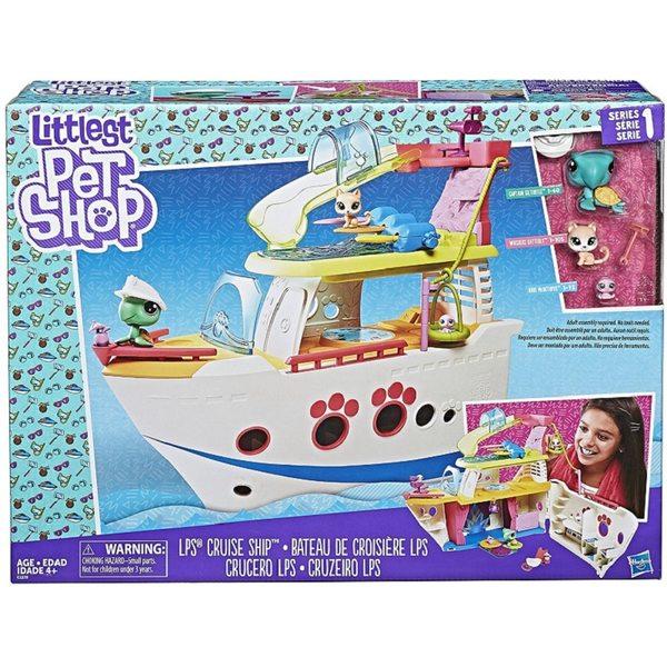 Littlest Pet Shop Cruise Ship, C1159
