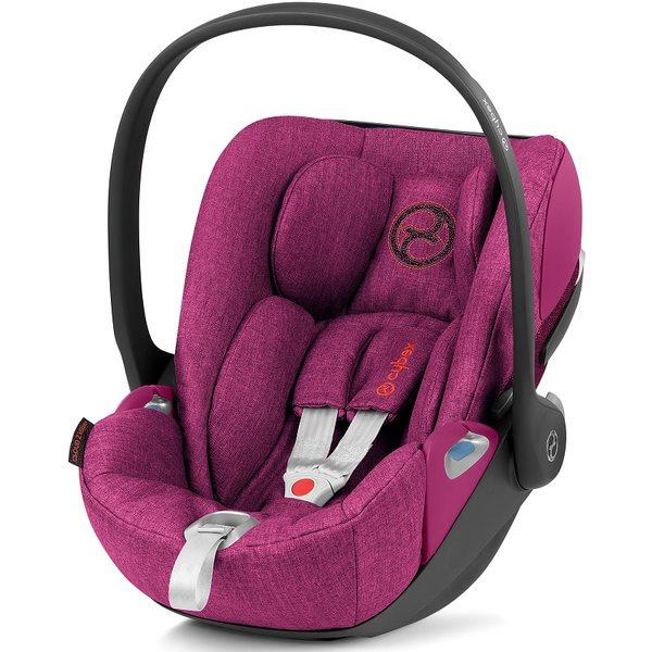 Cybex Cloud Z i-Size Passion Pink Plus Bērnu autosēdeklītis 0-13 kg