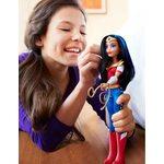 DC Super Hero Girl Wonder Woman lelle DLT62