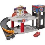 Cars 3 - Vāģi 3 Piston Cup Racing Garage, DWB90