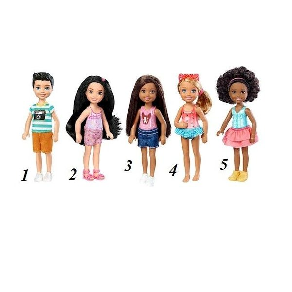 Barbie Lelle Chelsea and Friends Asst., DWJ33