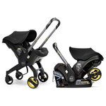 Doona Infant Car Seat Nitro Black autosēdeklis - ratiņi 0-13 kg