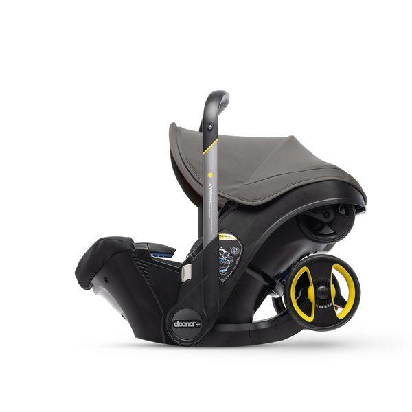 Doona Infant Car Seat Grey Hound autosēdeklis - ratiņi 0-13 kg
