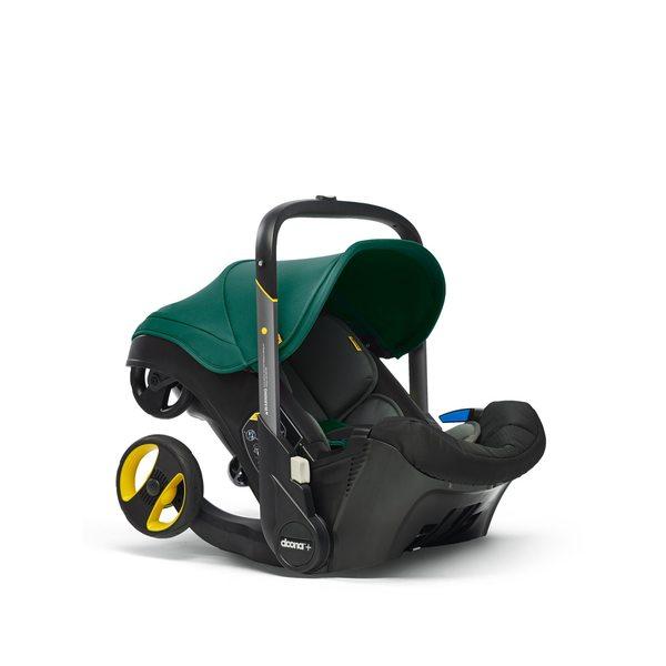 Doona Infant Car Seat Racing Green autosēdeklis - ratiņi 0-13 kg