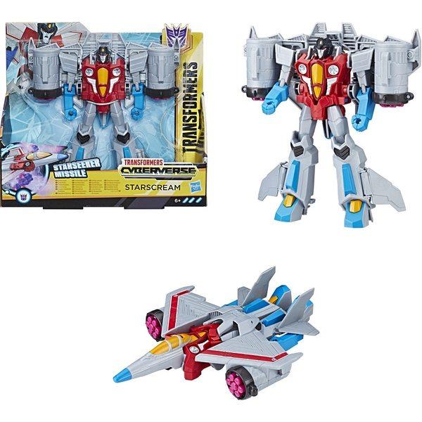Transformers Cyberverse Srarscream 19 cm E1886