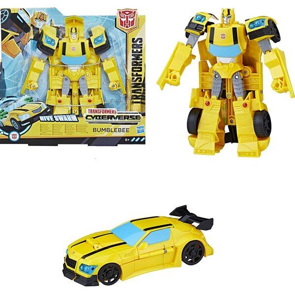 Transformers Cyberverse Bumblebee 19 cm E1886