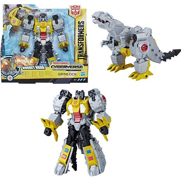 Transformers Cyberverse Grimlock 19 cm E1886