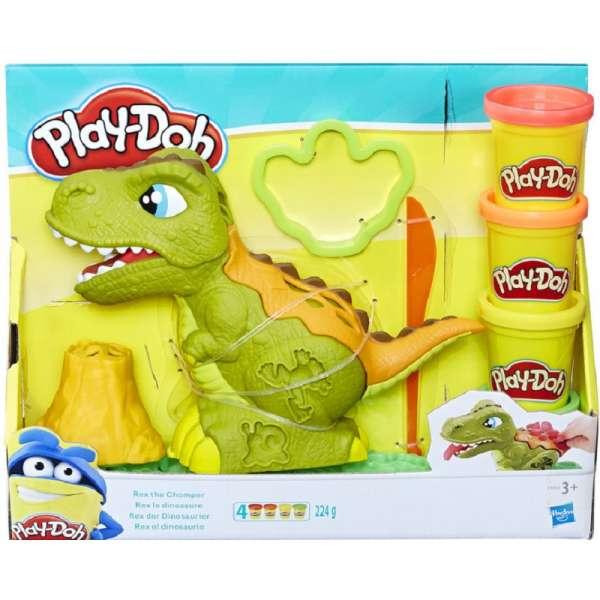Play Doh Dinozaurs REX komplekts E1952