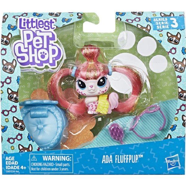 Littlest Pet Shop Ada Fluffpup Dzīvnieciņi E2161