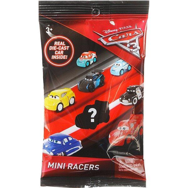 Cars - Vāģi Mini Racer Singles Asst. FBG74