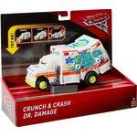 Cars - Vāģi Crunch & Crash Dr.Damage FCT04