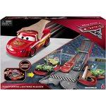 Cars - Vāģi Transforming Lightning McQueen FCW03