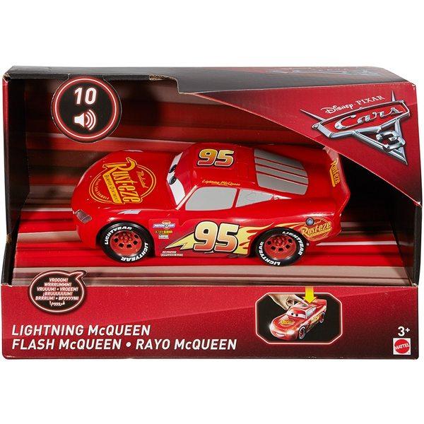 Cars 3 - Vāģi 3 Lights & Sounds Lighting McQueen, FDD54