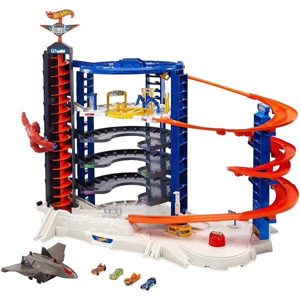 Hot Wheels Super Ultimate Garage Play Set, FDF25
