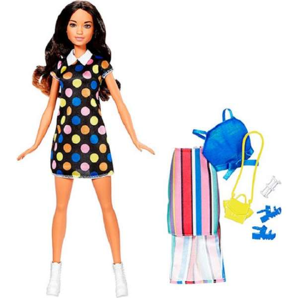 Barbie Doll & Fashions Asst. Lelle FFF58_1