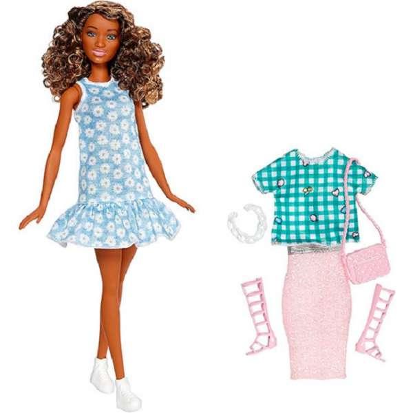 Barbie Doll & Fashions Asst. Lelle FFF58_3