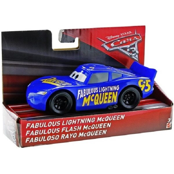 Cars - Vāģi Fabulous Lightning McQueen Vehicle FFN47