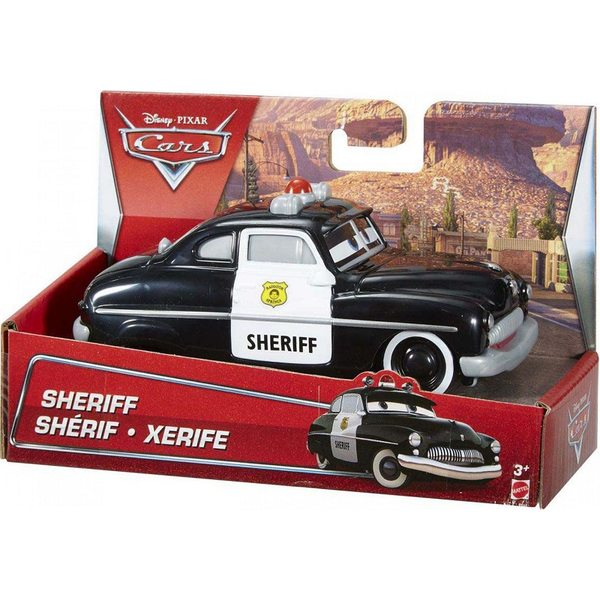 Cars - Vāģi Sheriff Vehicle FFN47