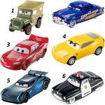 Cars - Vāģi Character Plastic Singles Asst. FGL46