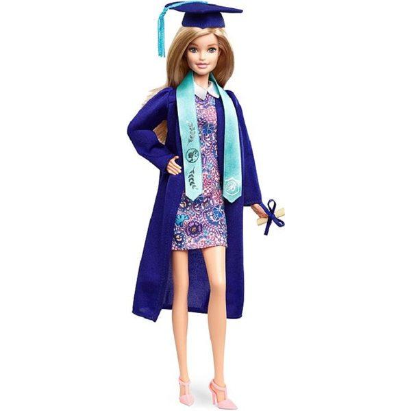 Barbie Graduation Day Doll Lelle FJH66