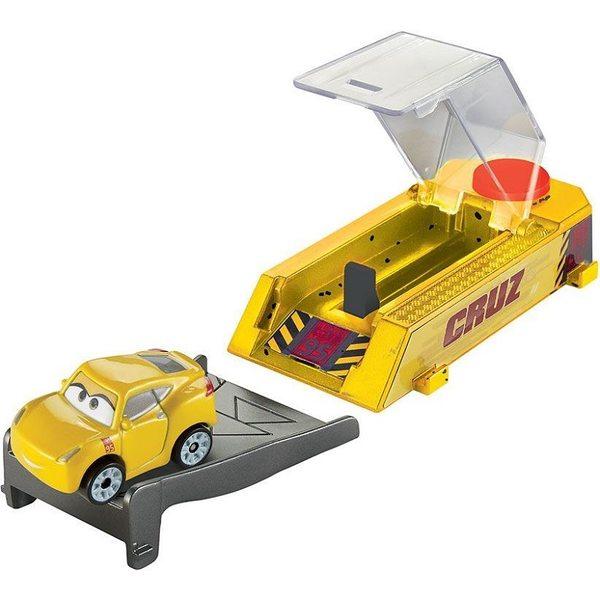 Cars - Vāģi Mini Racer + Launcher Asst. Cruz Ramirez FLG40