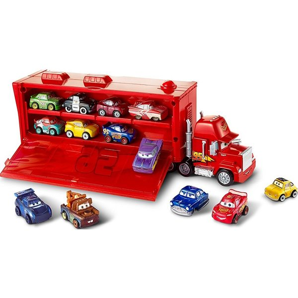 Cars - Vāģi Mini Cars Mack Transporter Vehicle FLG70
