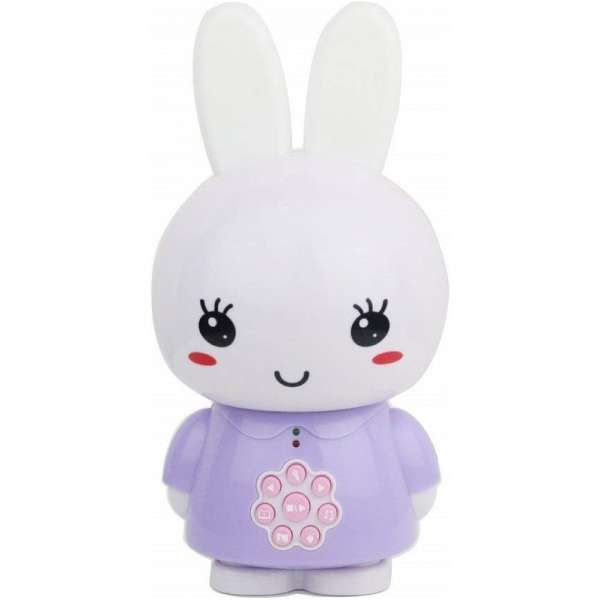 Alilo Honey Bunny G6 Interaktīvā rotaļlieta, G6-RU-PU