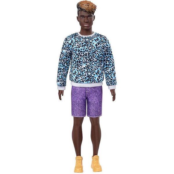 Barbie Ken Fashionistas Doll - Molded Dreadlocks lelle, GHW69