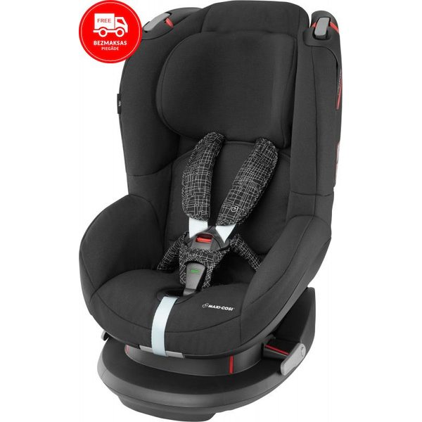 Maxi Cosi Tobi Black Grid Bērnu autokrēsls (9-18 kg)