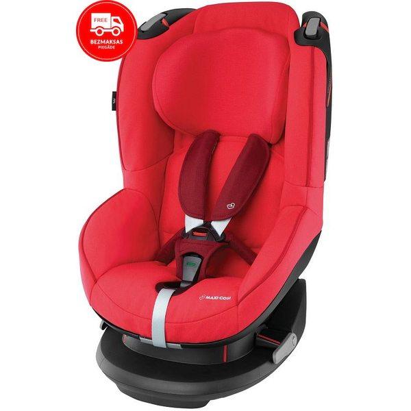 Maxi Cosi Tobi Vivid Red Bērnu autokrēsls (9-18 kg)
