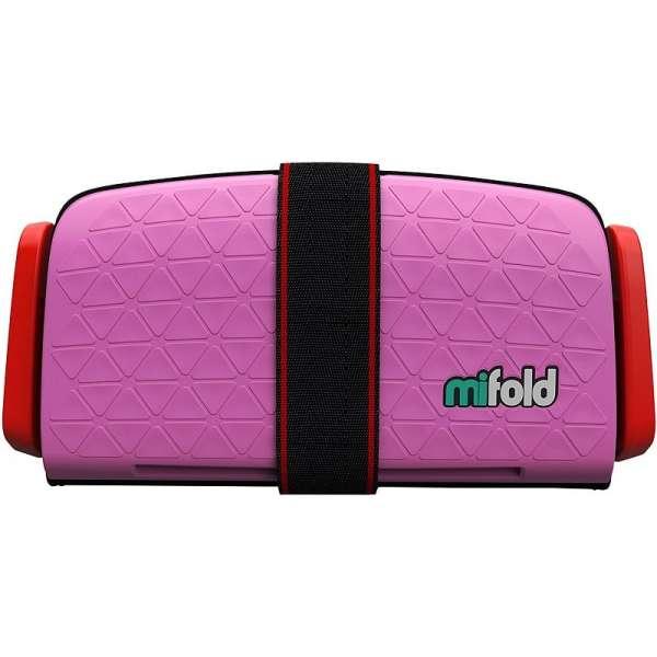 Mifold Perfect pink saliekams autosēdeklis 15-36 kg