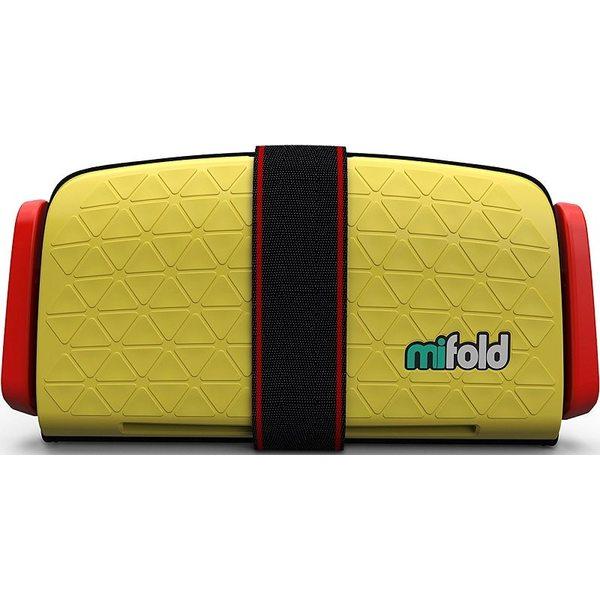 Mifold Taxi yellow saliekams autosēdeklis 15-36 kg
