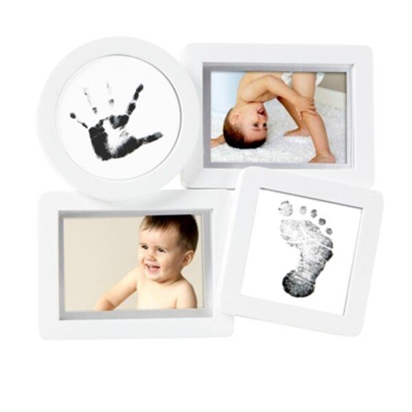 Pearhead Babyprints Collage Frame Komplekts mazuļa pēdiņu/rociņu nospieduma izveidošanai P63021