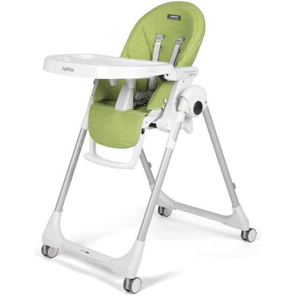 Peg Perego Prima Pappa Follow Me Wonder green Barošanas krēsls (Zero 3)
