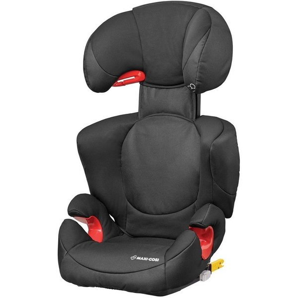 Maxi Cosi Rodi XP Fix Night Black Bērnu autokrēsls (15-36 kg)