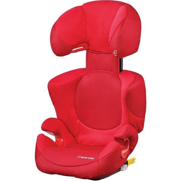 Maxi Cosi Rodi XP Fix Poppy Red Bērnu autokrēsls (15-36 kg)