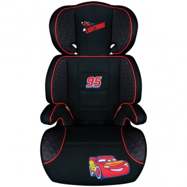 Seven Disney Cars Car Seat Bērnu autokrēsls 15-36 kg