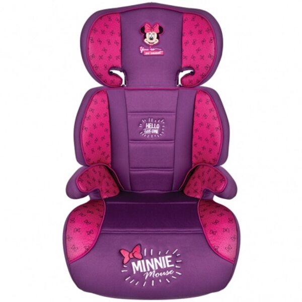 Seven Disney Minnie Car Seat Bērnu autokrēsls 15-36 kg