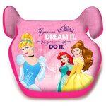 Seven Disney Princess Booster Bērnu autokrēsls 15-36 kg