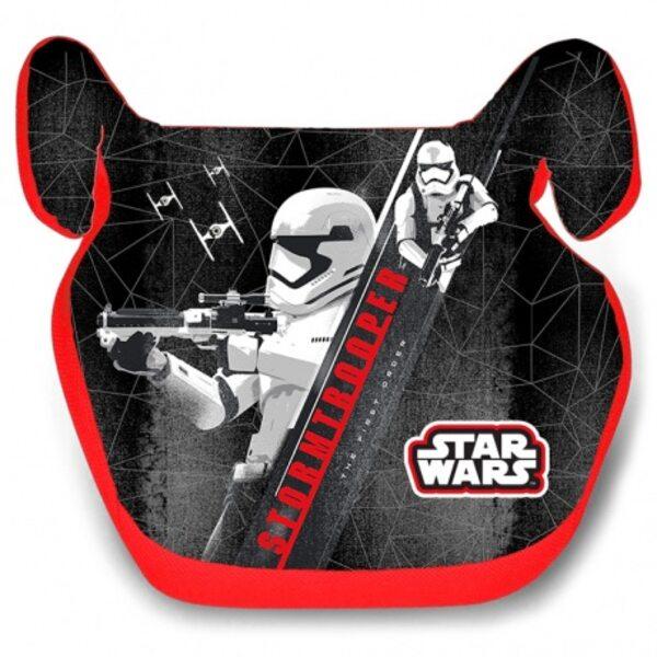 Seven Disney Star Wars Stormtrooper Booster Bērnu autokrēsls 15-36 kg