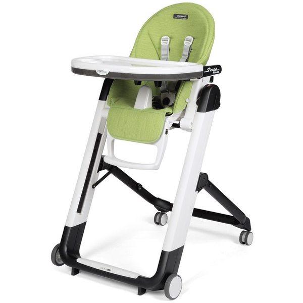 Peg Perego Siesta Wonder green Barošanas krēsls