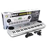 Sintezators - klavieres ar mikrofonu