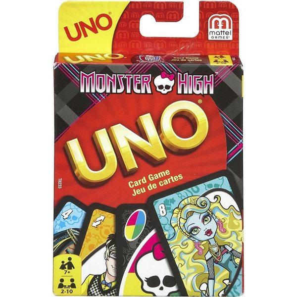 UNO Monster High Kārtis T8233