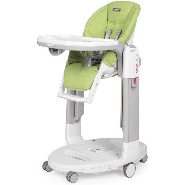 Peg Perego Tatamia Wonder green Barošanas krēsls