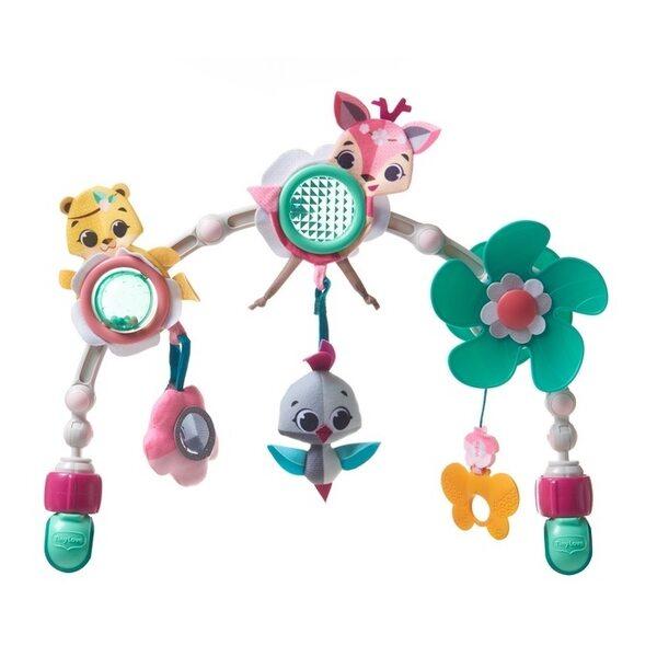 Tiny Love Tiny Princess Tales Rotaļlietu arka ratiem un autokrēsliem Sunny Stroll TL1404400030R